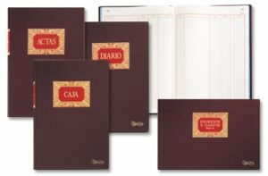 Libros contables Registro Mercantil